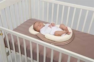 Cale Bebe Lit : cosysleep babymoov concours coussin cale b b taupe ~ Premium-room.com Idées de Décoration