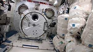 International space station inside view - YouTube