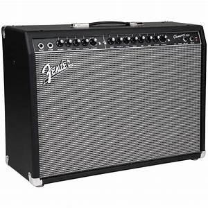 Fender Champion 100 Guitar Combo Amplifier  100 Watts  2x12 U0026quot