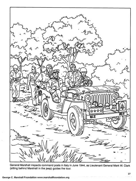military coloring pages    print