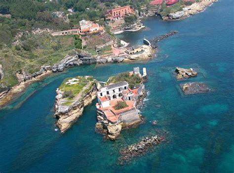 Parco Sommerso Di Gaiola Area Marina Protetta Naples