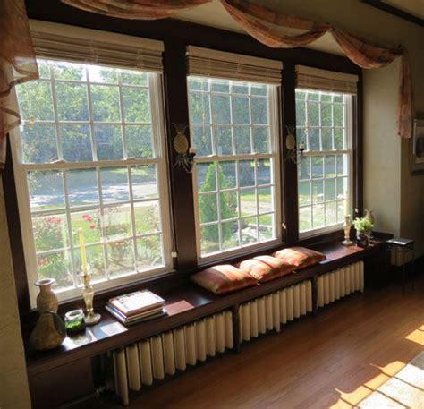 window treatments  double hung windows unit  interior design pinterest double hung