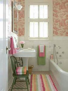 Teppich Für Badezimmer : 40 design ideen f r kleine badezimmer badezimmer ideen badezimmer kleine badezimmer und ~ Orissabook.com Haus und Dekorationen