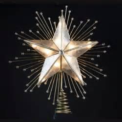 lighted star tree topper on pinterest