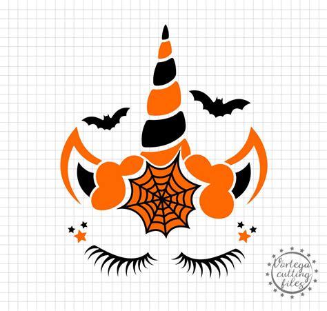 Free svg image & icon. Unicorn Svg Halloween Svg Dxf Halloween Unicorn Halloween ...