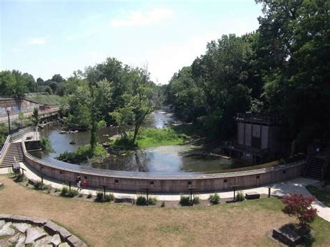 Redesigned Riverfall Downtown Kent | Outdoor, Kent, Downtown
