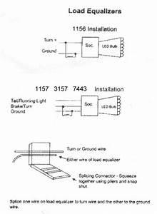 Led Load Equalizers Resistors