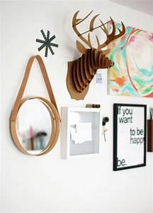 Deko Spiegel Rund : deko spiegel 10 stilvolle und praktische ideen f r ihr zuhause ~ Whattoseeinmadrid.com Haus und Dekorationen