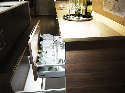 ikea kitchen how often ikea sektion utensils drawer 171 inhabitat green design