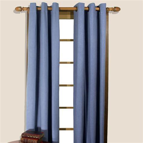 thermal curtain liner grommet lined thermal grommet panel homespun