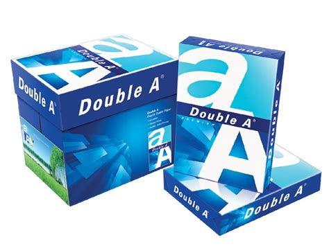 Double A premium white paper reams A4 & A3 Quality