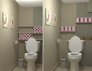 deco pour wc With quelle couleur pour les wc 1 photo wc et sanitaire et vintage deco photo deco fr