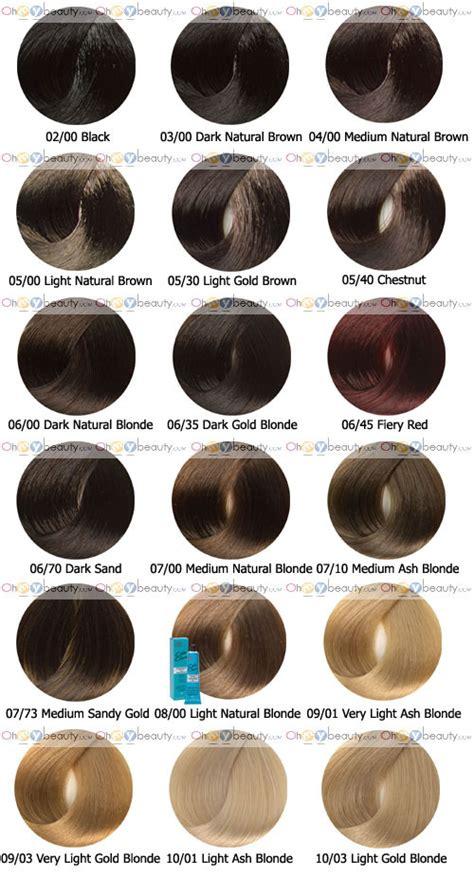 wella color charm demi permanent wella color charm demi permanent haircolor 2oz 6 pack