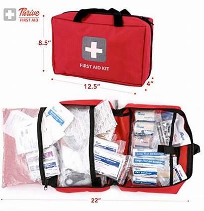 Medical Hospital Aid Kit Survival Supplies Emergency