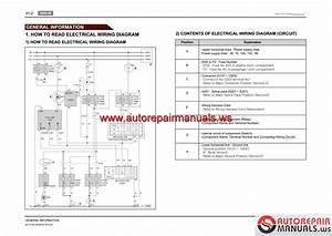 Ssangyong Actyon Sports Q146 2010 01 Service Manuals And