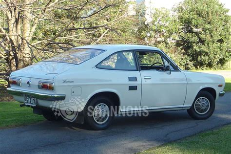 Datsun 1200 Coupe Sale by Datsun 1200 Coupe Auctions Lot 54 Shannons