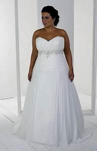 wedding dresses for plus size women 2016 2017 b2b fashion With wedding dresses 2017 plus size