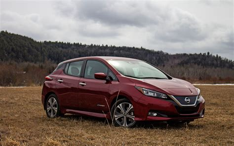 Leaf Electric Car by 2018 Nissan Leaf The S Electric Car The Car Guide