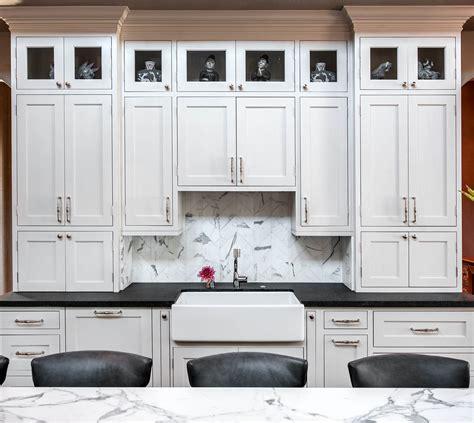 calacatta marble chevron backsplash tile carmel stone