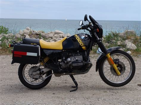 R100gs by 1989 Bmw R100gs Pics Specs And Information