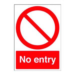 Carpet Freshners by No Entry Ppe Sign Safety Sign From Anglian Chemicals