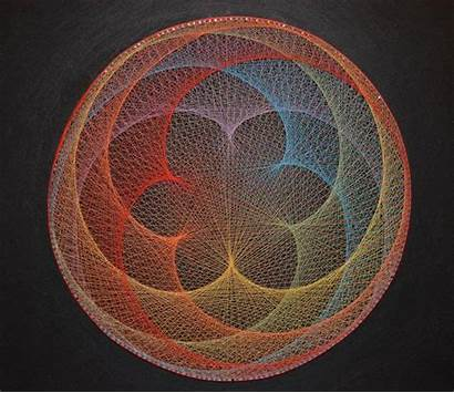 String Patterns Flower Mesmerizing Pattern Templates Instructables