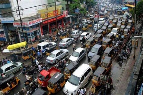 hyderabad ranks   list   sound polluted cities