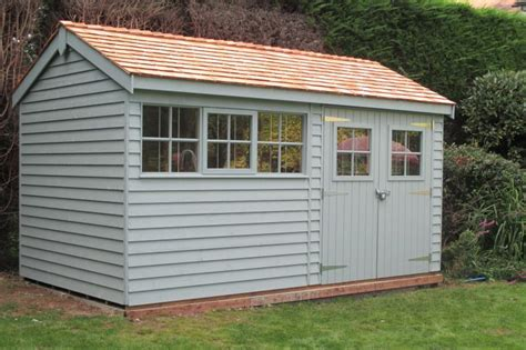 8 X 16 Superior Shed With Apex Roof Plan Ref