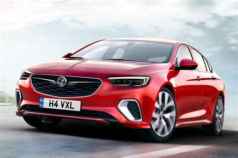 vauxhall insignia gsi returns prices confirmed for new vauxhall insignia
