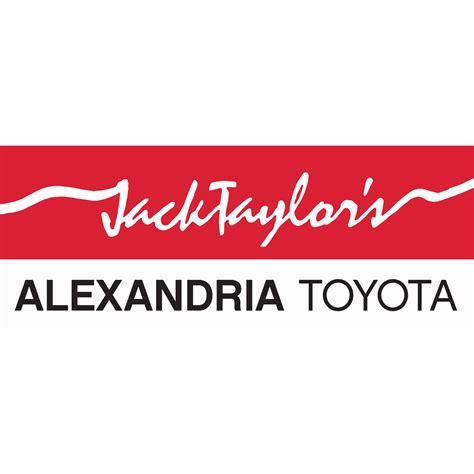 jack taylors alexandria toyota alexandria va