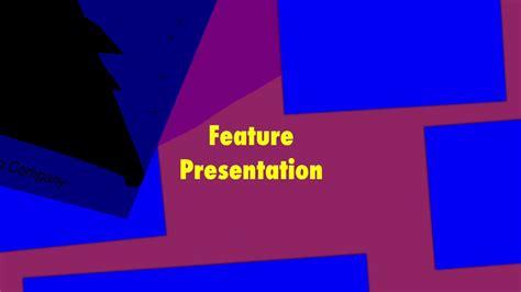 Paramount Feature Presentation Remake - YouTube