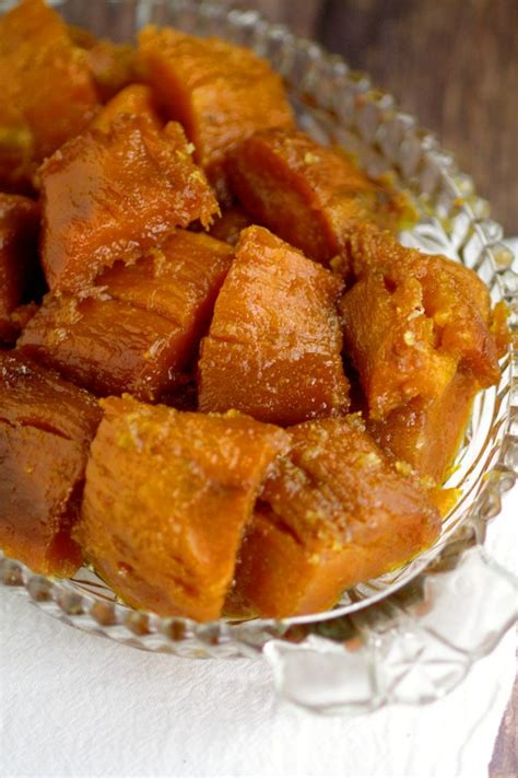 candied sweet potatoes  gracious wife