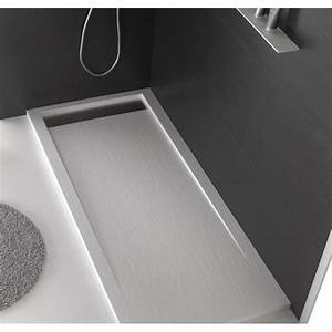 Bac Douche Italienne : pin salle de bains bac de douche l italienne on pinterest ~ Edinachiropracticcenter.com Idées de Décoration