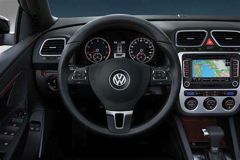 volkswagen eos steering wheel  dashboard
