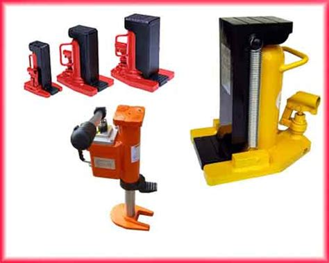 Hydraulic Toe Jack Lift Your Equipment Easily From Yantai