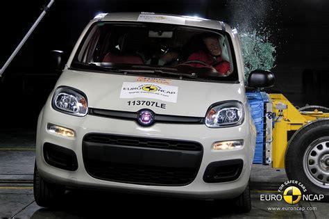 2018 Fiat Panda Gets Four Star Euro Ncap Rating
