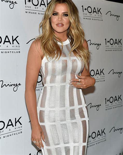 Khloe Kardashian shows off her new body   smooth