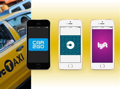 Uber Or Lyft? What Your Car Service Of Choice Says About