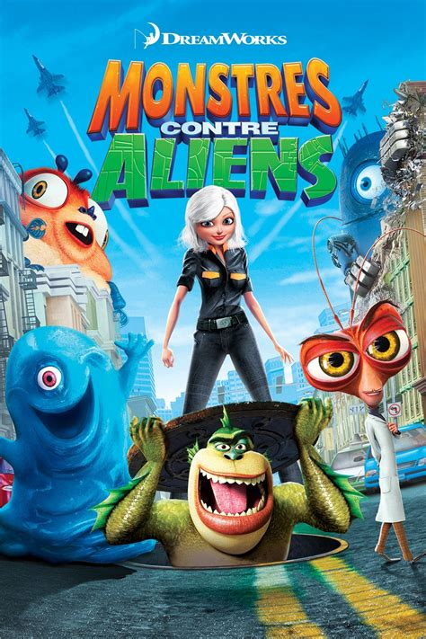 monstres contre aliens   complet vf