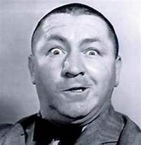 Curly Howard Three Stooges sculpt