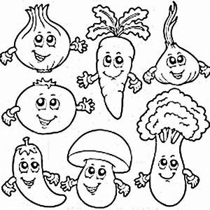 Vegetables Coloring Pictures For Preschoolers All Superheroes Printable Pictures To Color