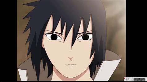 Processo De Animação Ilustrar Sasuke Mangekyo