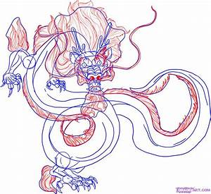 Easy Chinese Dragon Drawing | www.imgkid.com - The Image ...