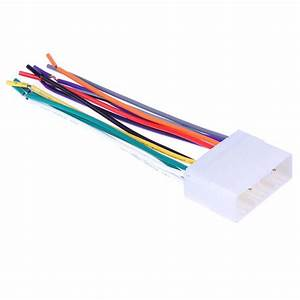Aliexpress Com   Buy 1 Set Car Stereo Cd Player Radio Wiring Harness Wire Adapter Plug For