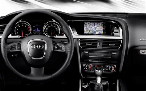 2018 Audi A5 Interior View Photo 4