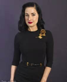 Dita Von Teese 30 Seconds From Mars (page 3) - Pics about ...