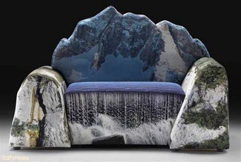 Weird Couches & Sofas!  Salty Peaks
