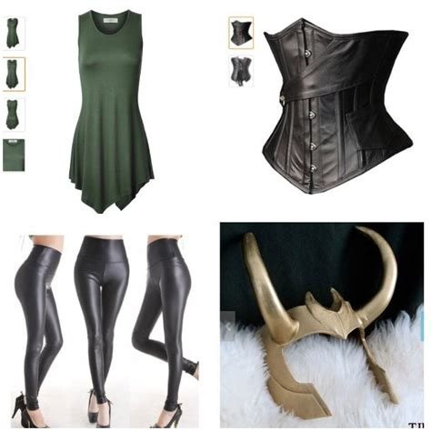 Ideas For My Lady Loki Costume Dress Ups Loki