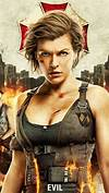 movies Wallpaper Resident Evil: The Final Chapter, Milla Jovovich