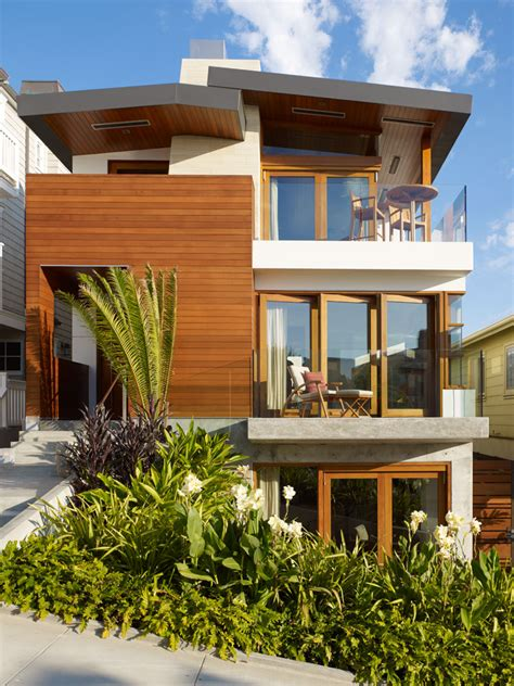 tropical houses design 4500 square feet tropical house on a very small lot but with a garden digsdigs
